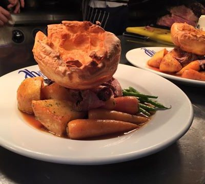 Sunday Roast Portsmouth