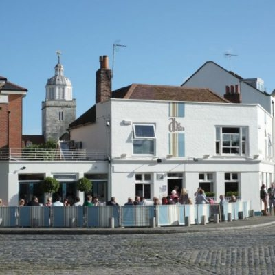 Restaurant Old Portsmouth